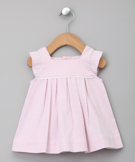 Rosa Stripe Dress - Infant
