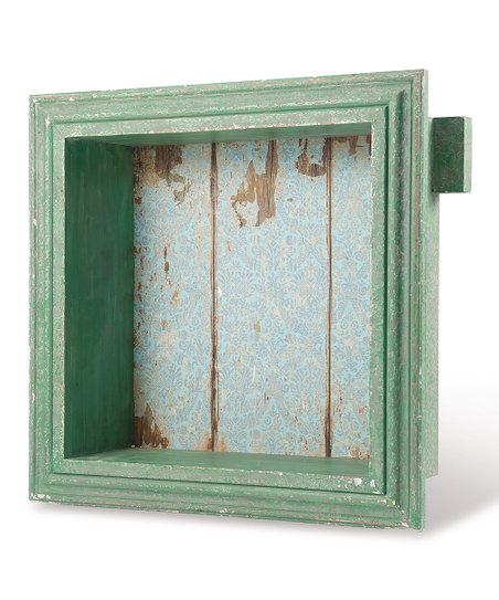 Green Square Shadow Box Set