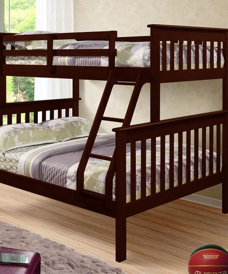 Dark Mission Full & Twin Bunk Bed