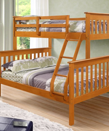 Honey Mission Full & Twin Bunk Bed
