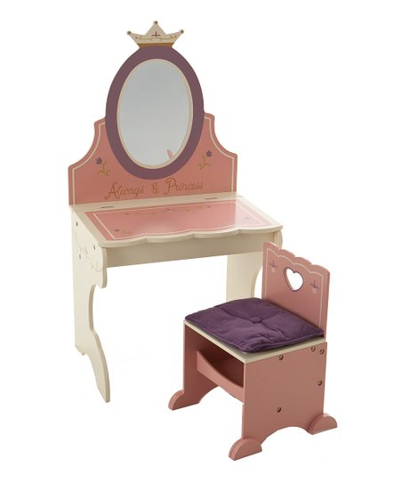 Princess Activity Desk & Chair