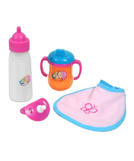 Feeding Time Baby Doll Set