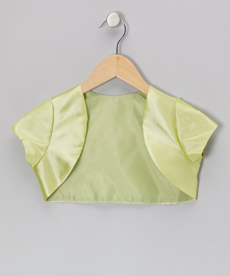 Mint Shrug - Toddler & Girls