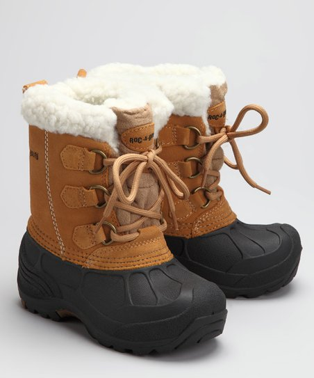 Roc-A-Bouts Brown Everest Boot