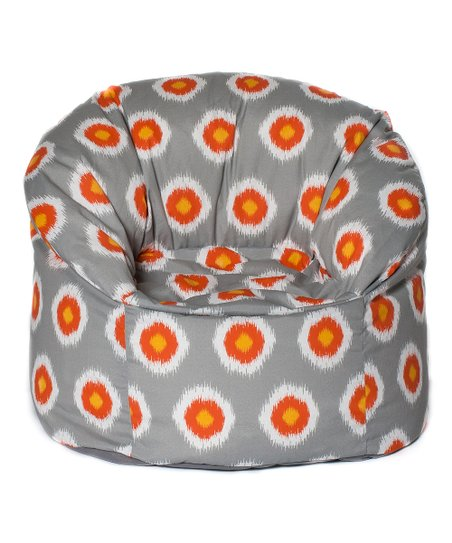 Ikat Domino Outdoor Mushroom Chair