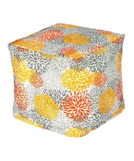 Citrus Bloom Outdoor Cube