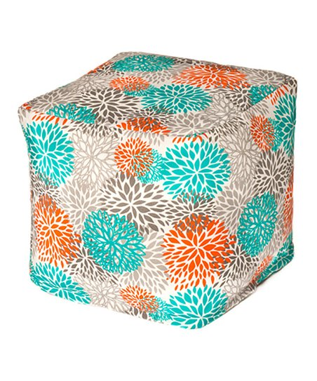 Pacific Bloom Outdoor Cube