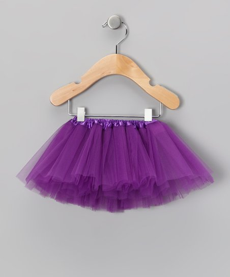 Purple Tutu - Infant