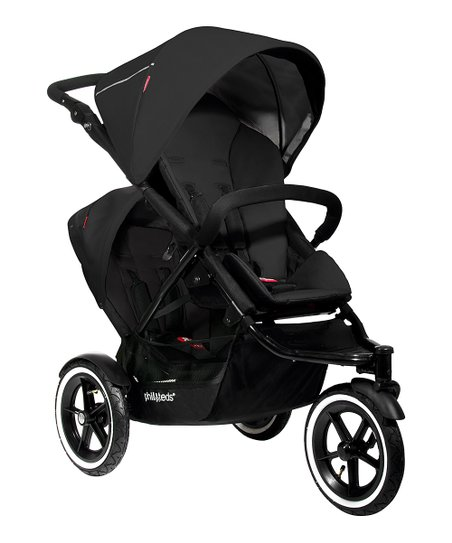 Black Navigator Buggy & Second Seat Set