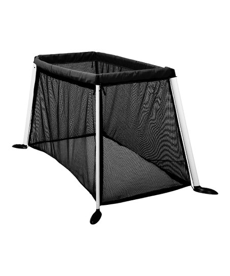 phil&teds Black Traveller Crib