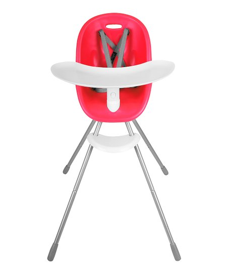 phil&teds Cranberry poppy Highchair to Mychair