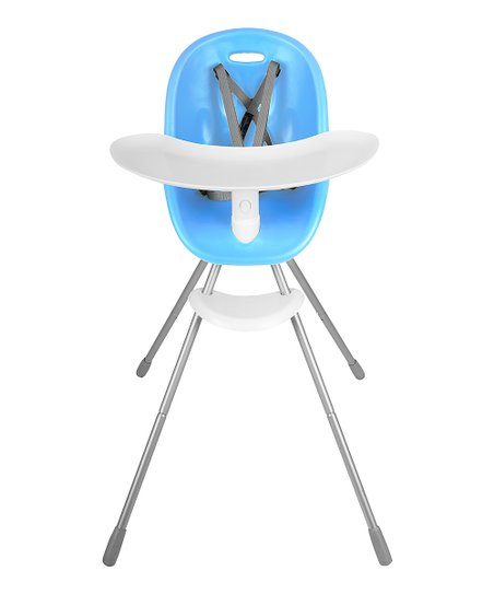 phil&teds Bubblegum Blue poppy Highchair to Mychair