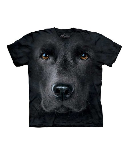 Black Lab Tee - Toddler, Kids, Adult & Plus