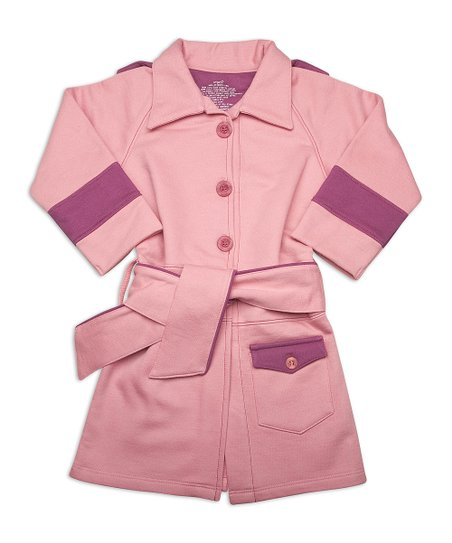 Rapture Rose Organic Jacket - Toddler