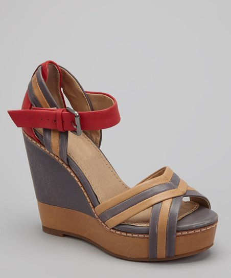 Shadow Keywest Wedge Sandal