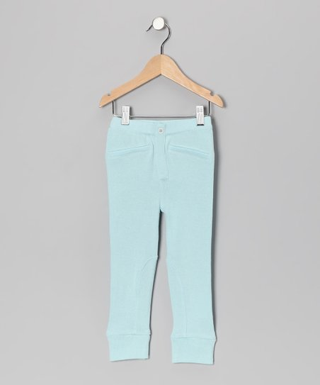 Little Bird Blue Organic Leggings - Infant, Toddler & Girls