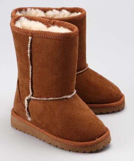 Chestnut Boot