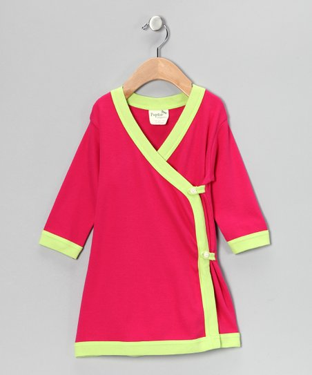 Red Janie Mae Organic Dress - Infant & Toddler