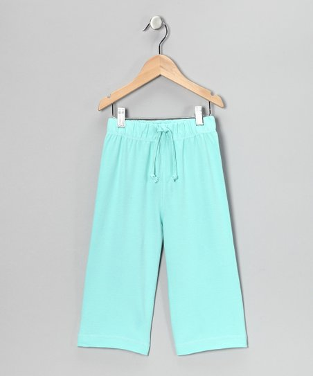 Seaside Beau Beau Organic Pants - Infant & Toddler