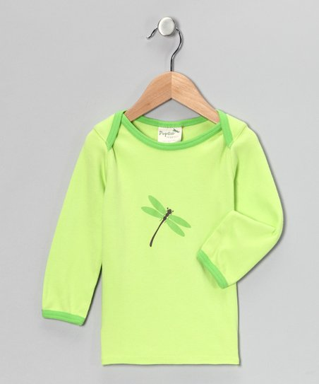 Kiwi Dragonfly Organic Tee - Infant & Toddler