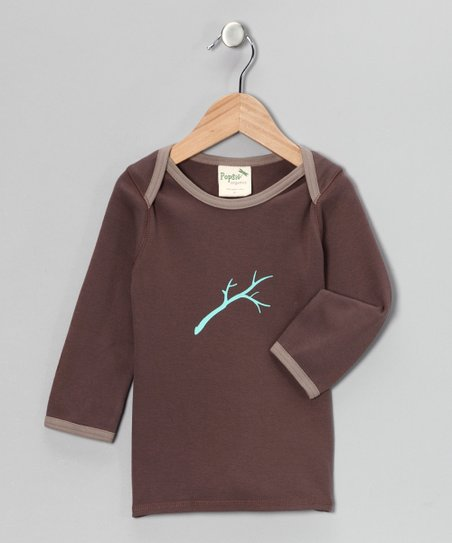 Popsie Organics Branch Twig Organic Tee - Infant &amp; Toddler