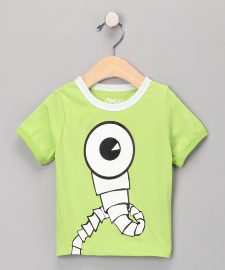 Lime Periscope Tee - Infant & Toddler