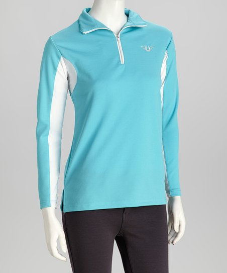 Aqua Ventilated Pullover - Women & Plus