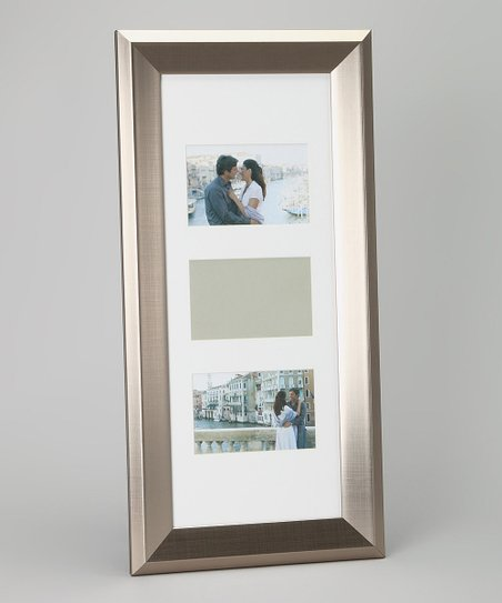 Silver 8&#039;&#039; x 20&#039;&#039; Vertical Scoop Frame
