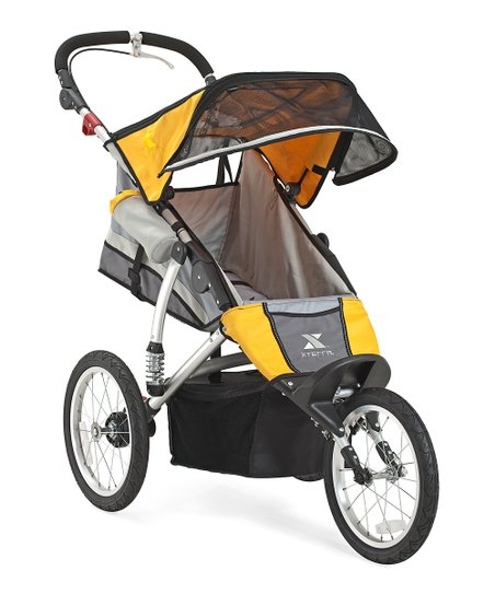 XTERRA Performance Alloy Baby Jogging Stroller