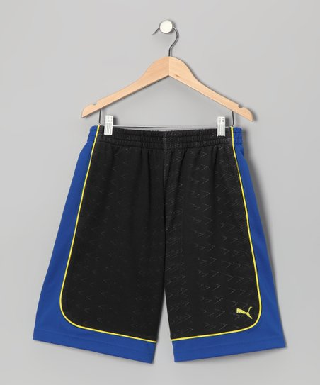 Black Shorts - Toddler