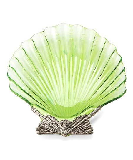 Green Shell Plate