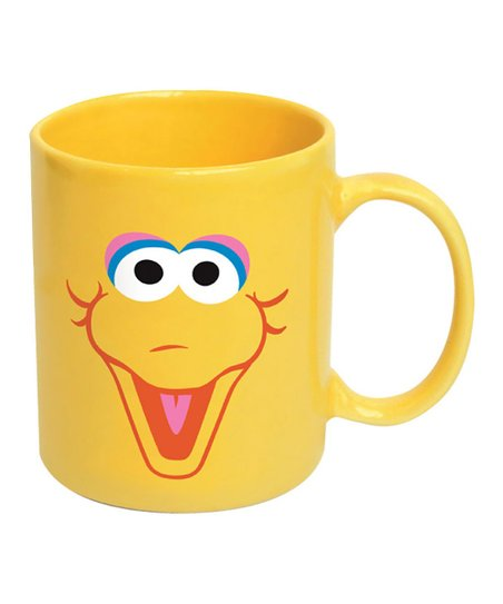 Yellow Big Bird Coffee Mug