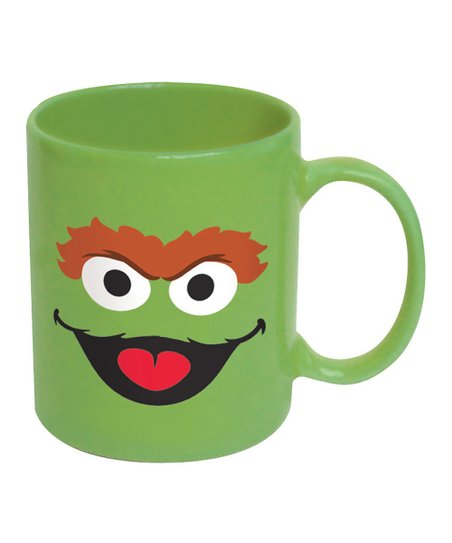 Green Oscar Coffee Mug