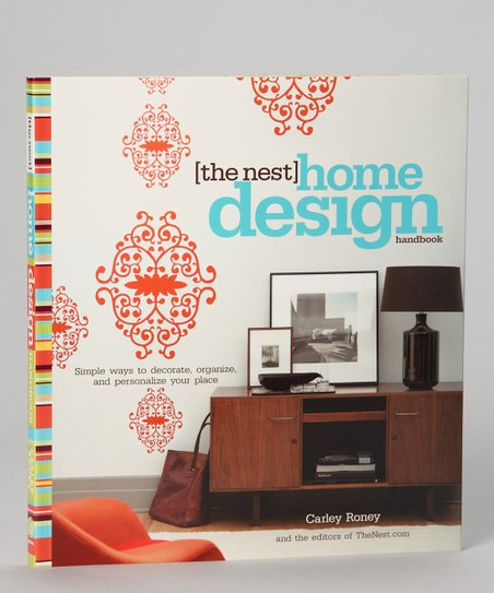 The Nest Home Design Handbook Paperback