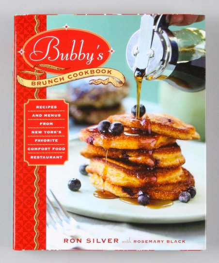 Bubby&#039;s Brunch Cookbook Hardcover