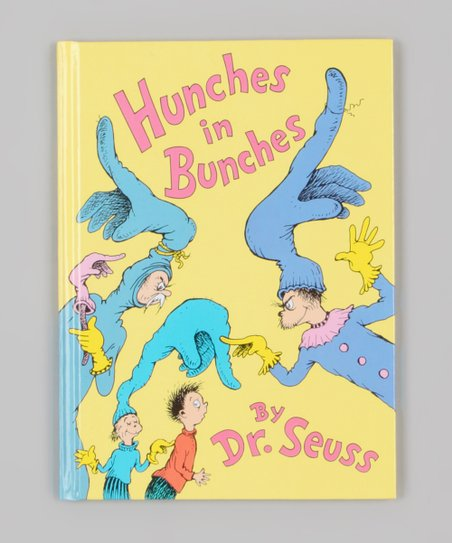Hunches in Bunches Hardcover