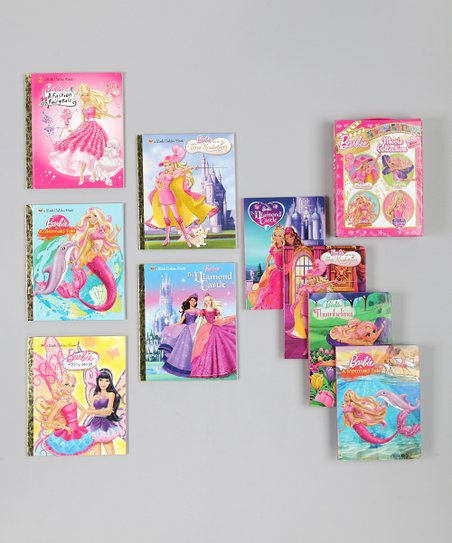 Barbie Movie Book Set