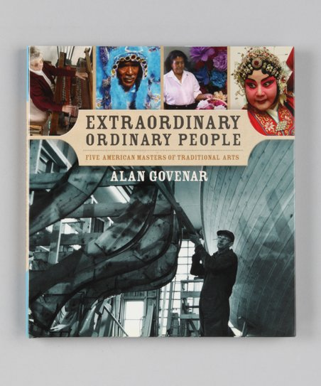 Extraordinary Ordinary People Hardcover