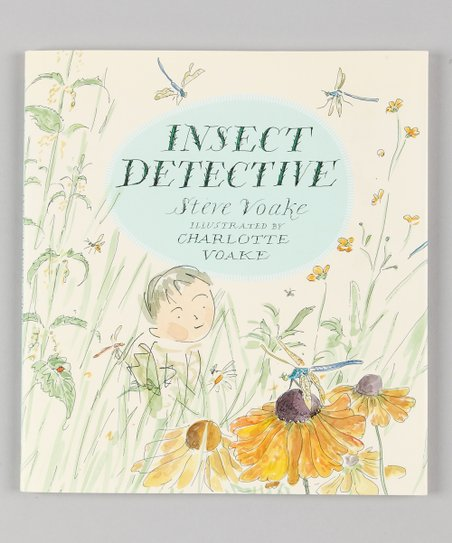 Insect Detective Hardcover