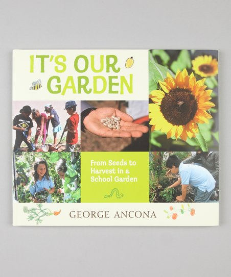 It&#039;s Our Garden Hardcover