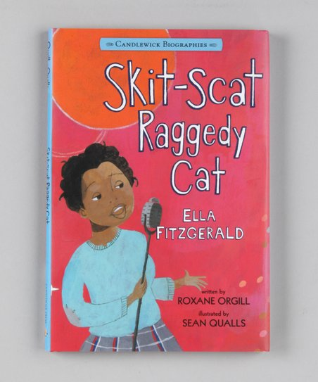 Skit-Scat Raggedy Cat Hardcover