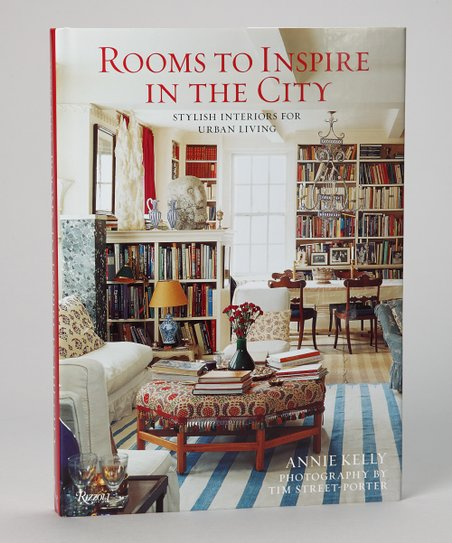 Rooms to Inspire City Hardcover