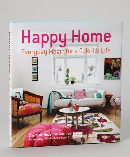 Happy Home Hardcover