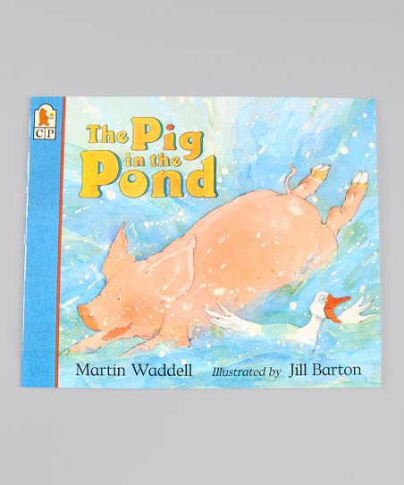 Pig in the Pond Big Book Hardcover