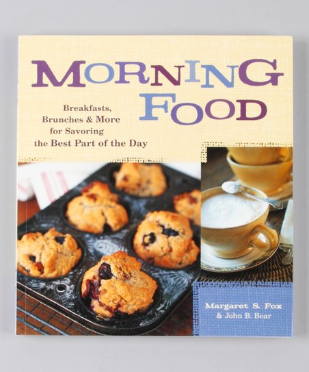 Morning Food Paperback