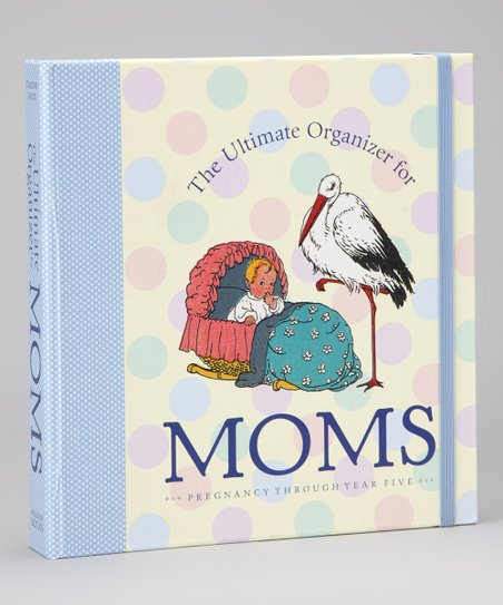 The Ultimate Organizer for Moms Hardcover Journal