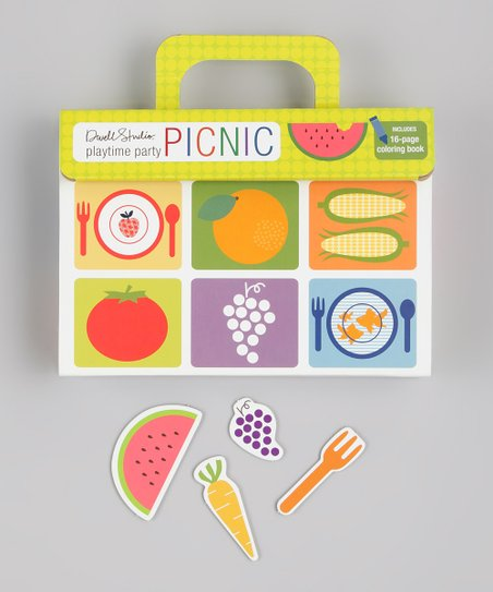 DwellStudio Playtime Party Picnic Set