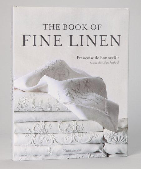 The Book of Fine Linen Hardcover