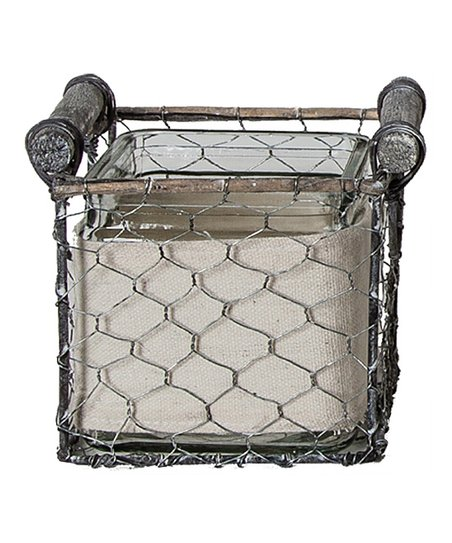 Square Wire Basket Set