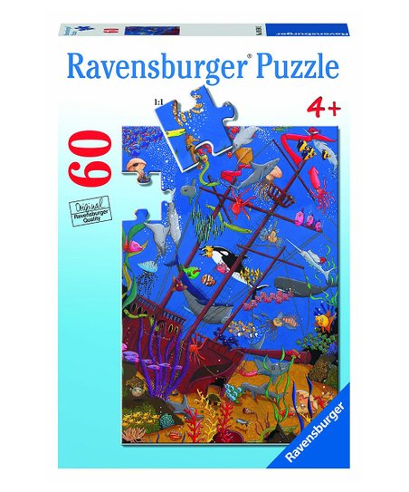 Sunken Treasure Puzzle